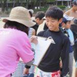 『竹でつくろう 魚の秘密基地』第3日目レポート